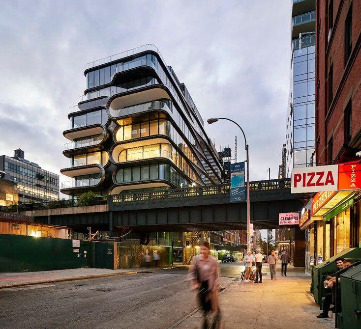 Curvy Luxury Condominiums