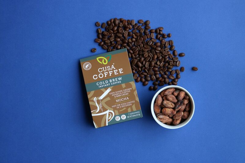 Sustainable Instant Coffees