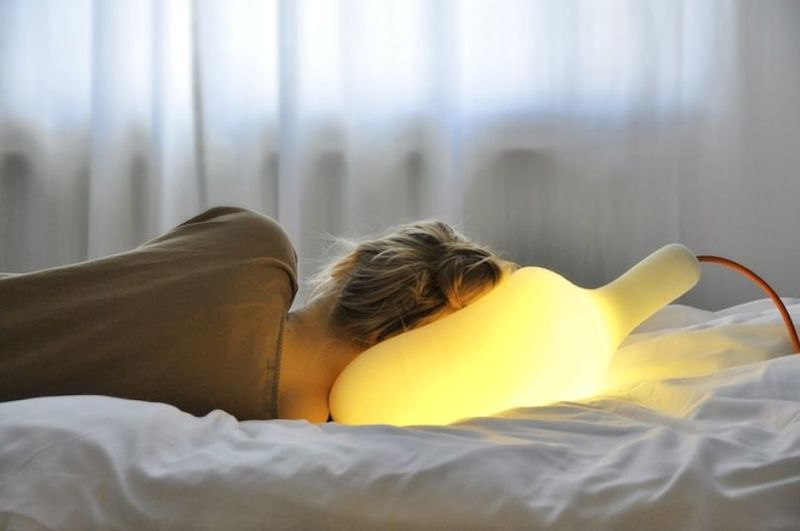 Cushioned Light Lamps
