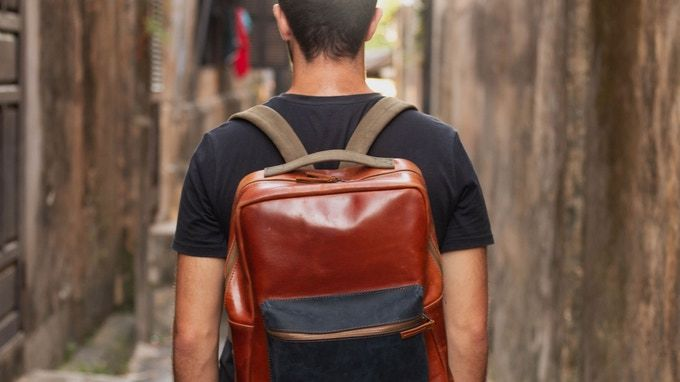 Bespoke Leather Backpacks