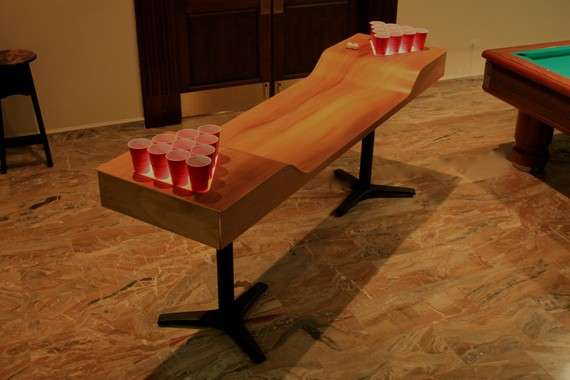 Drinking Game Countertops