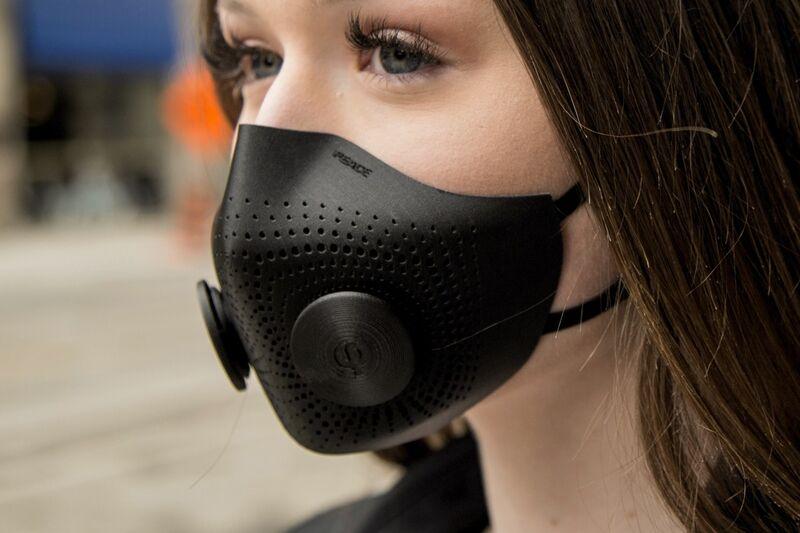 3D-Printed Custom Face Masks