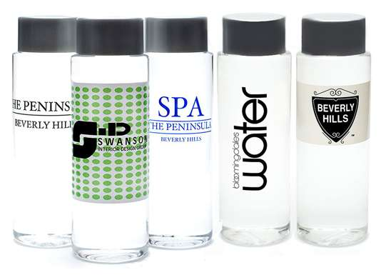 Custom Labeled Water Bottles