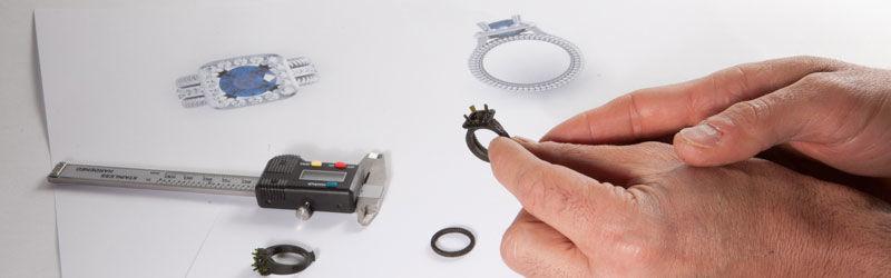Custom Ring Design Services