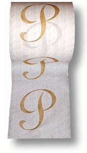 Custom Toilet Paper