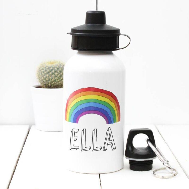Kid-Friendly Custom Water Bottles