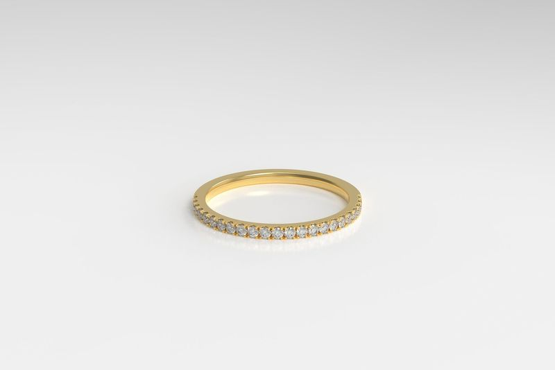 Made-to-Order Wedding Rings - Holden's Custom Wedding Rings Use Recycled Metals & Lab-Grown Diamonds (TrendHunter.com)