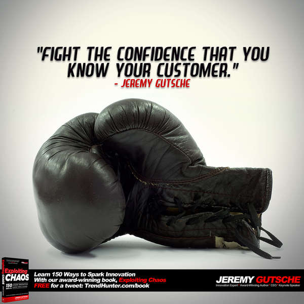 Fight the Confidence That You Know Your Customer