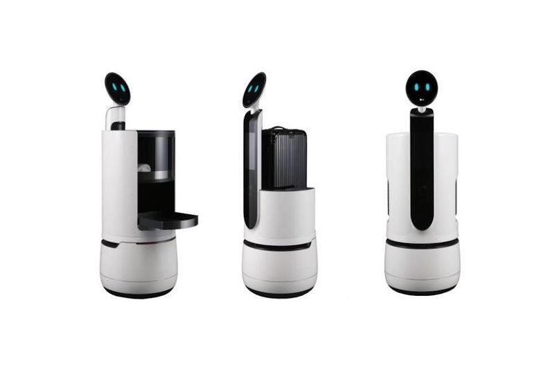 Customer Service Robot Lines