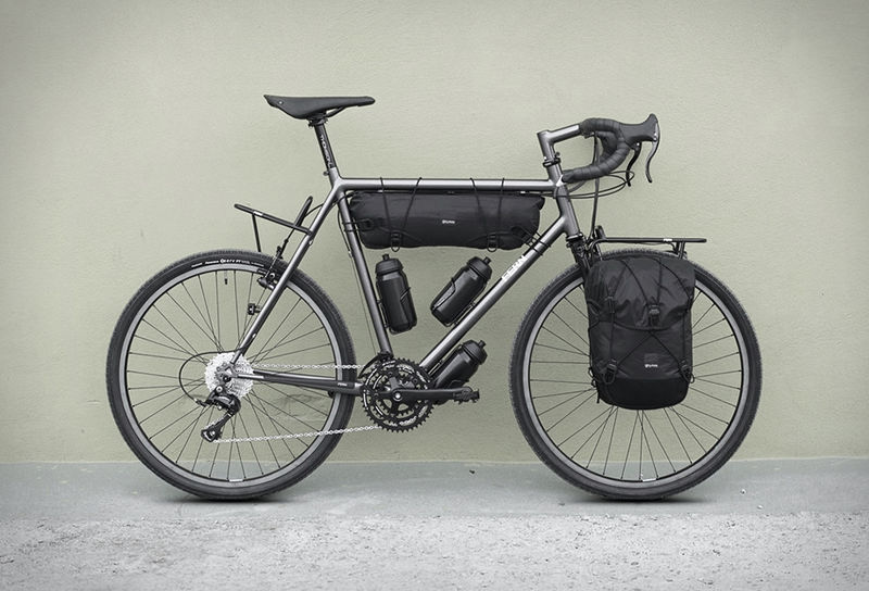 Tour-Oriented Bicycles