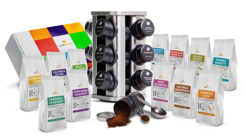 Customizable Coffee Collections