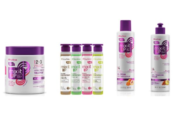 Customizable Haircare Collections