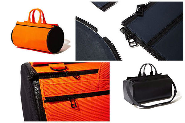 Makeshift Customizable Handbags
