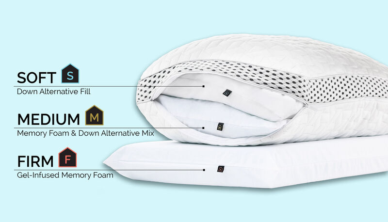 cloud pillow brand new memory foam