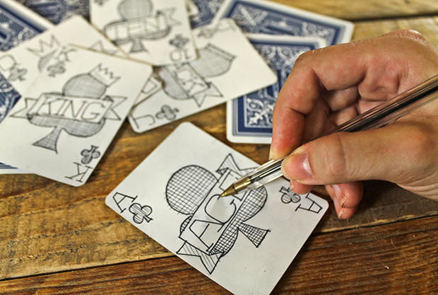 Customizable Playing Cards