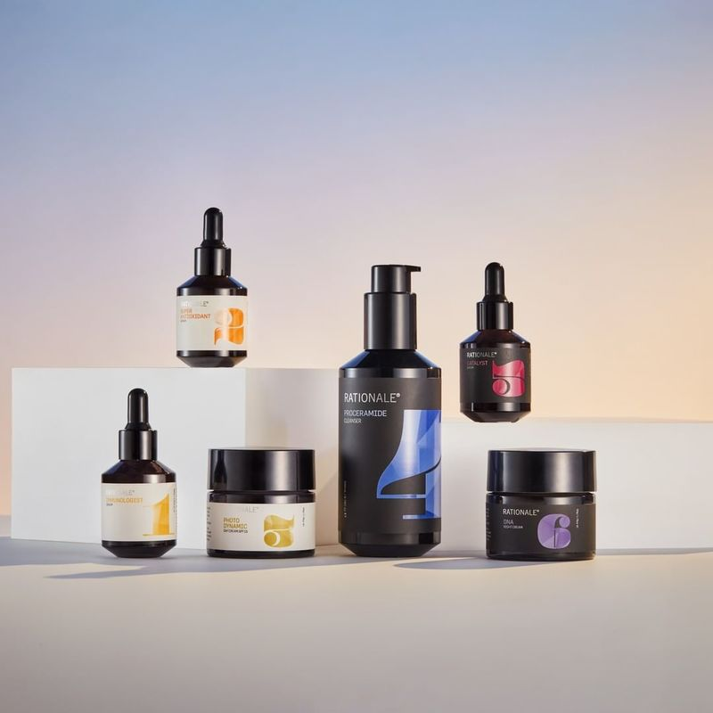 Customizable Skincare Collections