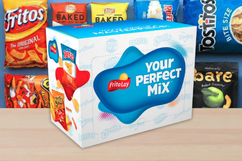 Customizable Snack Packs