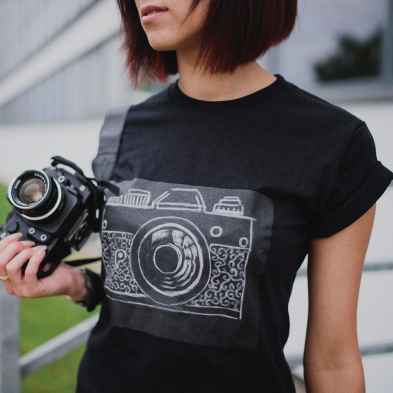 Artful Chalkboard T-Shirts