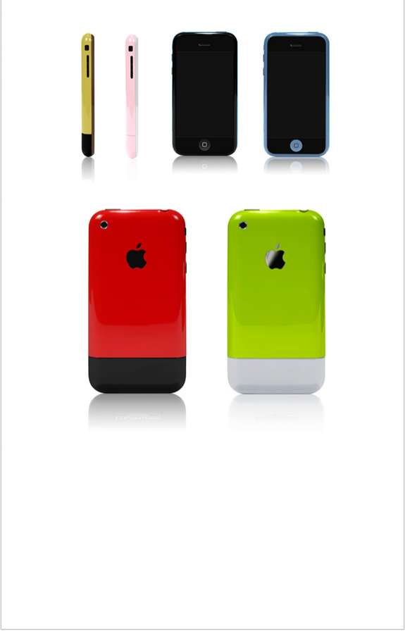 Customize your iPhone with ColorWare