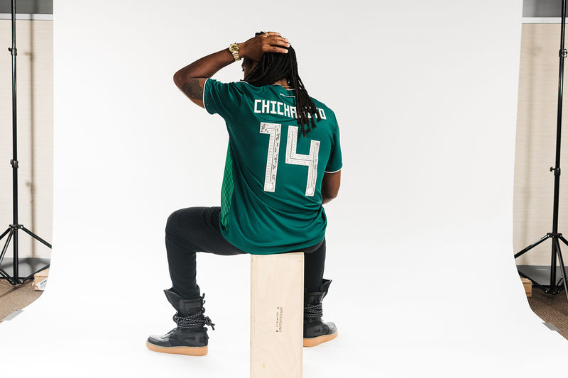 078c5049d Limited-Edition Customized Jerseys. Score 5.7. More Stats + -. Soccer-Inspired  Couture Fashion