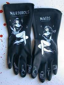 Customized Latex Gloves