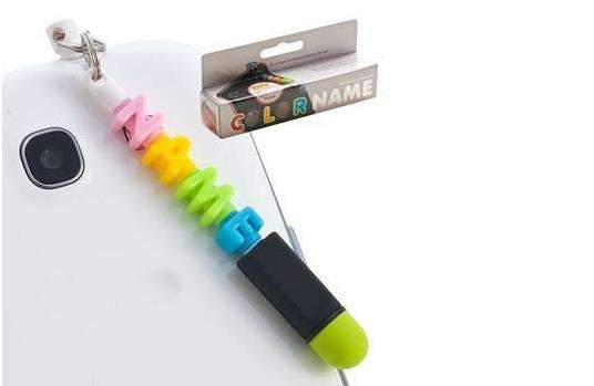 Customized Stylus Phone Plugs
