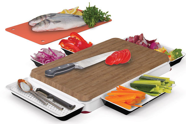 Multi-Surface Cutting Boards