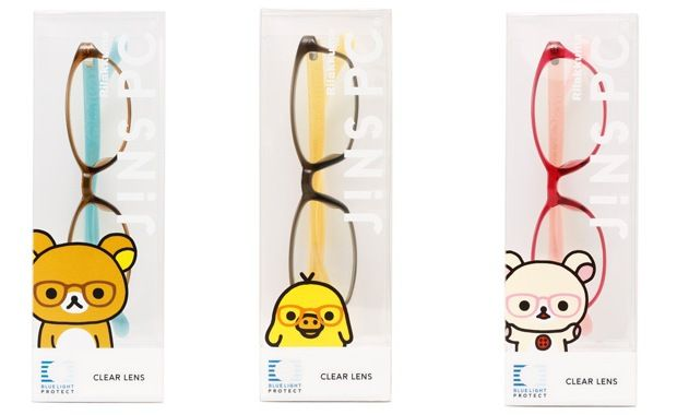 Adorable Anime Eyewear