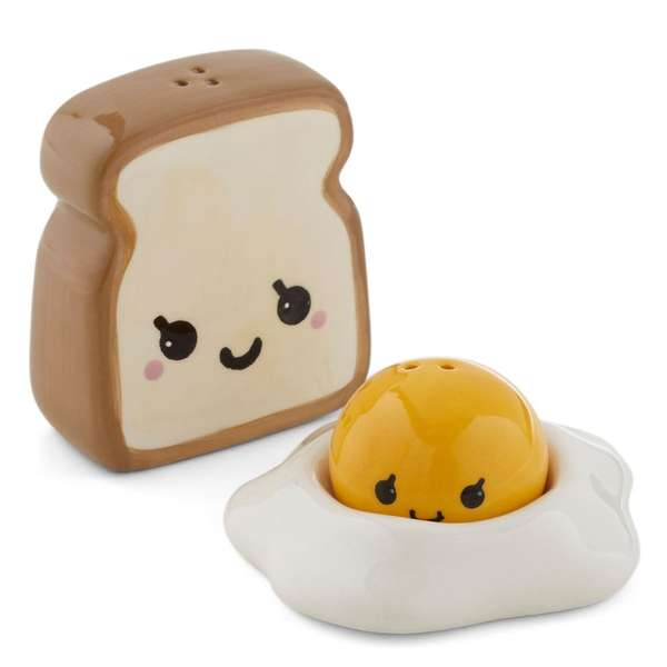 Personified Breakfast Meal Dispensers