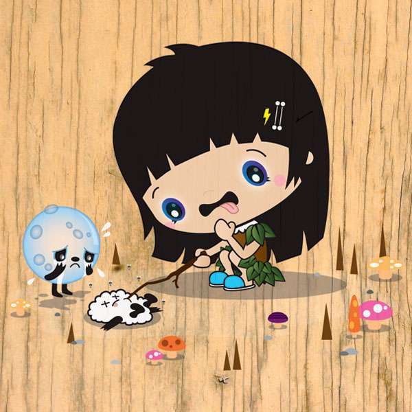 Cutesy Pop Surrealism