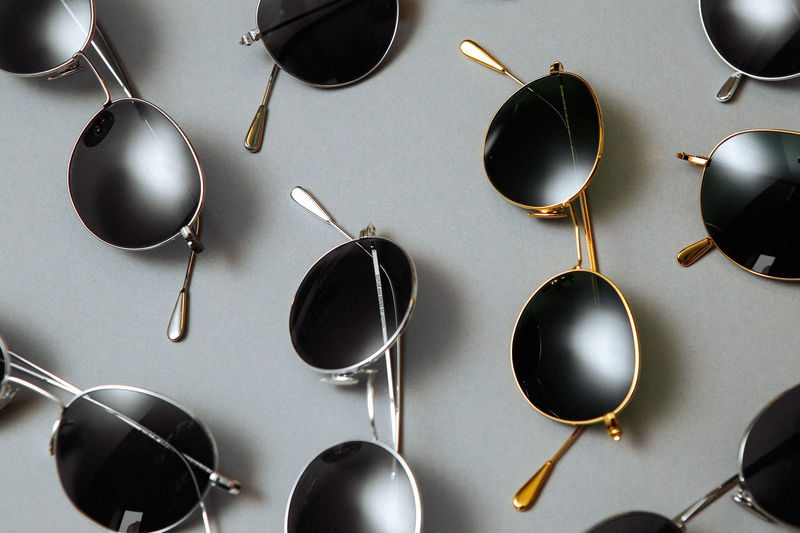 Precious Metal Sunglasses