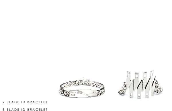 Razor-Sharp Men's Jewelry