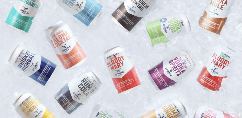 Premium Canned Cocktails