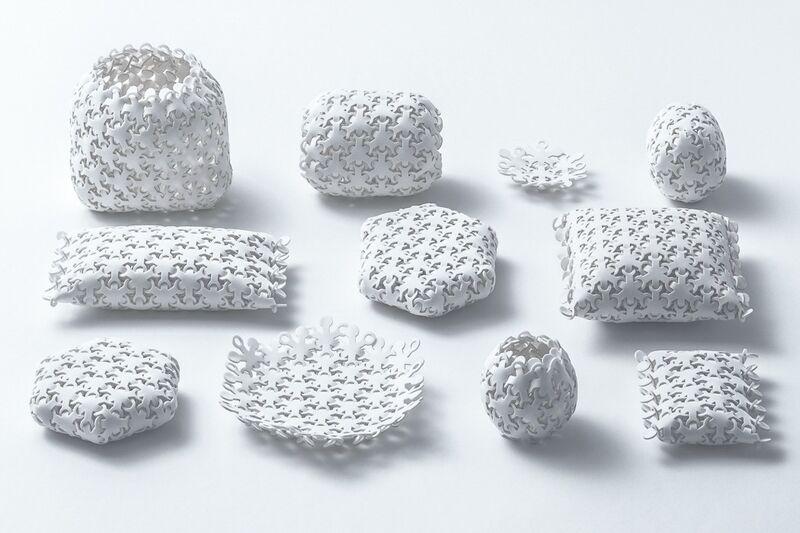 Eco Interlocking Packaging Designs