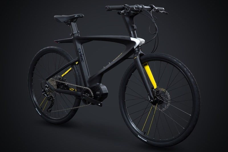Voice-Controlled Smartbikes