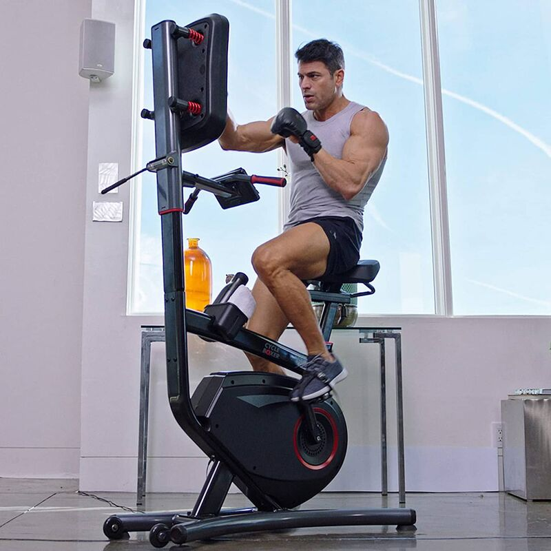 Boxing Workout Spin Bikes