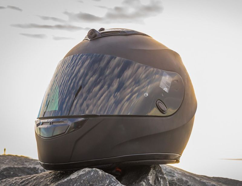 Ride-Recording Motorcycle Helmets