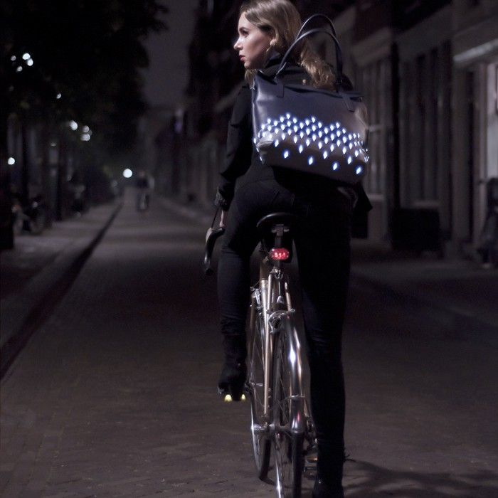 Reflective Cyclist Acessories