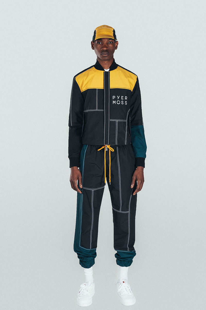 Cyclist-Inspired Clothing Collections