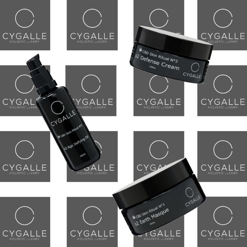 Three-Step CBD Skincare
