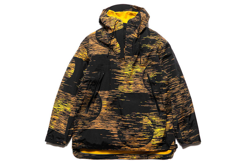 Weather-Resistant Technical Outerwear