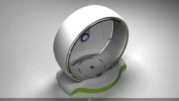 Water-Purifying Pods