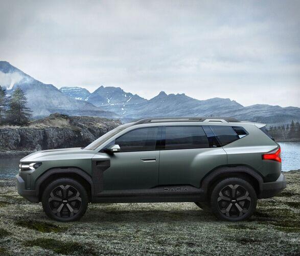 Essential-Focused SUV Concepts