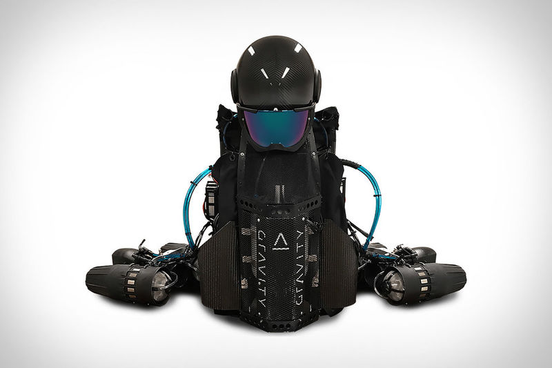 Impressively Powerful Jet Suits