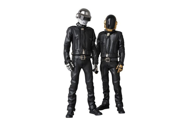 Leather-Clad Producer Figurines