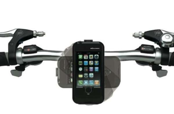 Handlebar Phone Docks