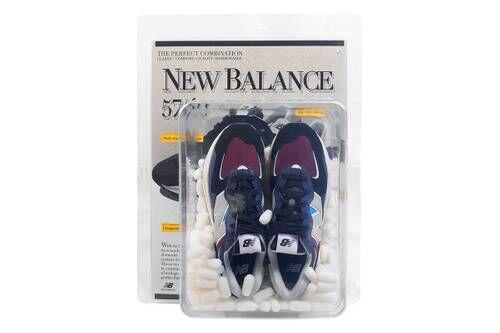 Toy Package-Themed Footwear