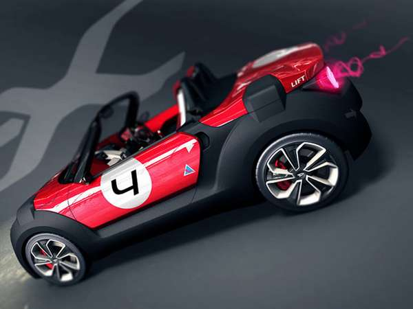 Transformable Mini-Cars