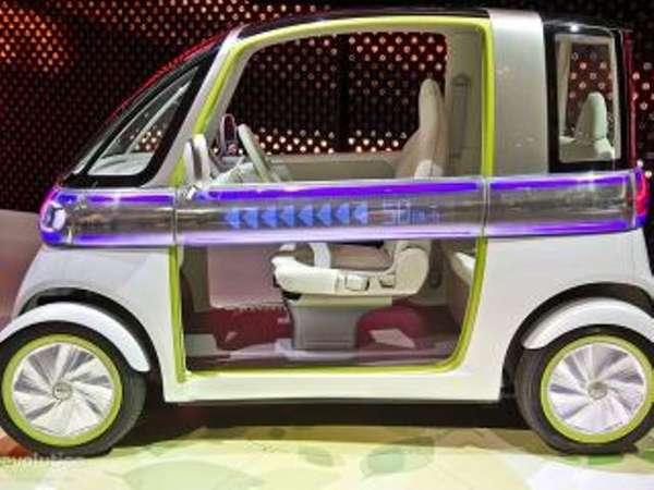 LED Concept Cars