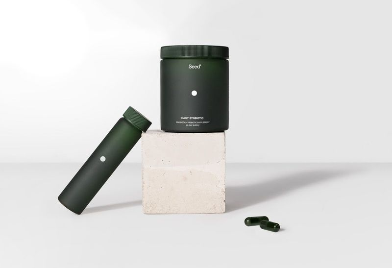 Eco-Friendly Probiotic Supplements